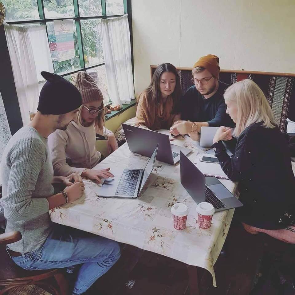 Предприемаческа програма на село за 5 дни Zero Start